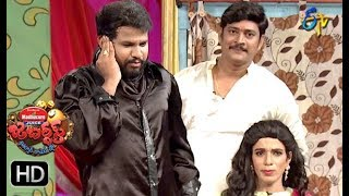 Hyper Aadi, Raising Raju Performance | Jabardasth | 5th July 2018 | ETV  Telugu