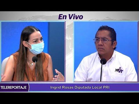 Con reducción de pluris, fracción mayoritaria busca tener mayoría calificada, advierte Ingrid Rosas