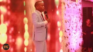 Mbwembwe na Mikwara ya Steve Nyerere kwenye usiku wa Irene Uwoya