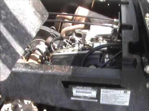 John deere gator hpx manual Fuel pump