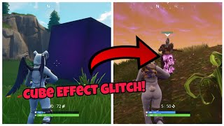Fortnite Glitches Season 5 (New) Cube Effect Glitch PS4/Xbox one 2018