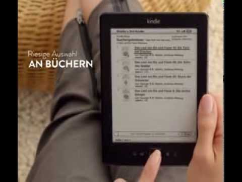 Kindle Ebook Reader Angebot