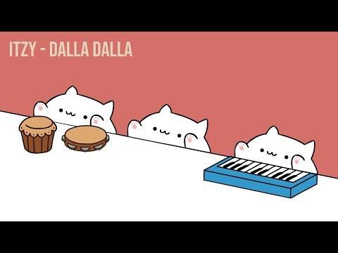 Bongo Cat - ITZY '달라달라(DALLA DALLA)'