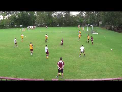 FFA C Youth Licence Session - Victor Burt