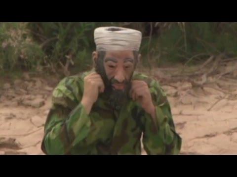 'Osama' crosses the border?!