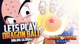 DBOG Flexarots First Dragon Ball Hunt!   (Dragon Ball Online Global)