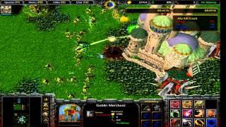 X Hero Defence Warcraft 3 (2/3)