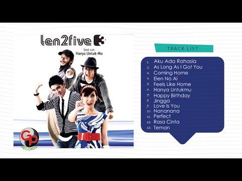 Ten2Five - Hanya Untukmu [Full Album]