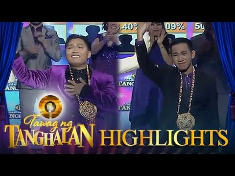 Tawag ng Tanghalan: John Michael and John Mark enter the Grand Finals