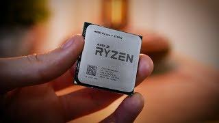 Ryzen 7 2700X vs. 1700X vs. i7 8700K | Value Reigns Supreme!