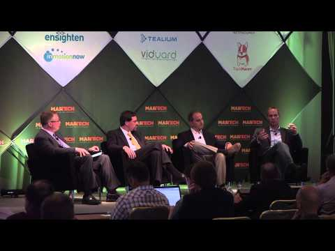 Growing ISV Ecosystems for Marketing Software Platforms - MarTech Conference 2014