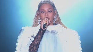 "Beyonce Brings ""Lemonade"" To Life At 2016 MTV VMAs"