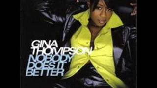 Watch Gina Thompson Why Do Fools Fall In Love video