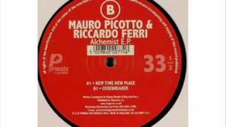 Mauro Picotto and Riccardo Ferri - New Time New Place (Original Mix)