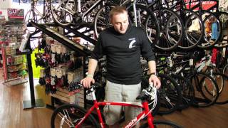 Mountain Fitness Hybrid Bike