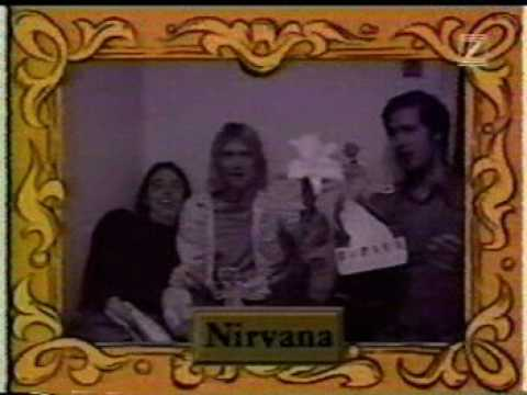 nirvana - we wish you a merry christmas (live at the rupaul show)