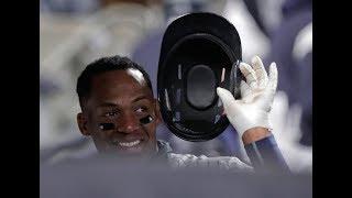 Yankees' Miguel Andujar looks healthy, crushes BP