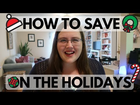 5 Frugal Ways to Save During the Holidays