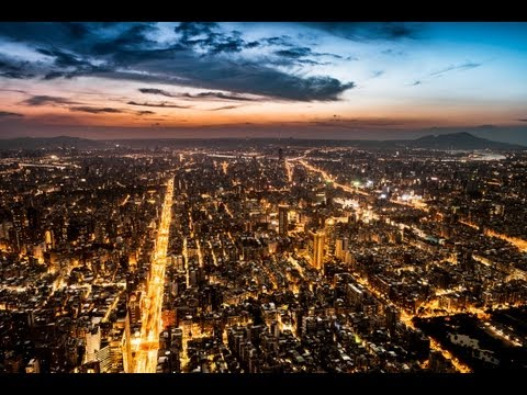 Hyper lapse / Time lapse -- The light in Taipei 高動態縮時 -- 屬於台北的光