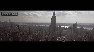 CAVORT AIR | New York City | Aerial 4K Drone Film