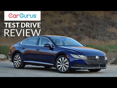 2019 Volkswagen Arteon - The perfect alternative to an SUV
