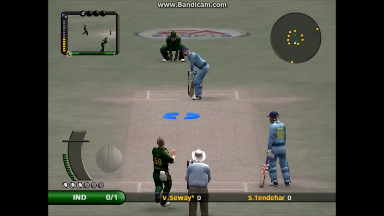 How To Hit A Six In Ea Sports Cricket 2007