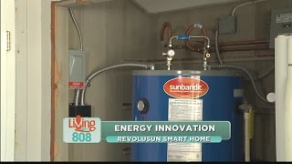 Energy Innovation: Solar Thermal Water Heater and Sun Bandit PV Water Heater