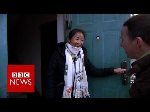 BBC returns to would-be Chinese candidate Liu Huizhen - BBC News