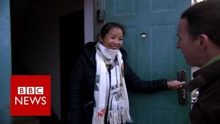 BBC returns to would be Chinese candidate Liu Huizhen   BBC News