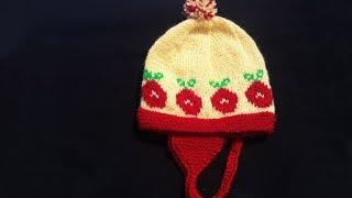 89- Easy Baby Cap Tutorial || बच्चो के लिए टोपी बनाना सीखिए