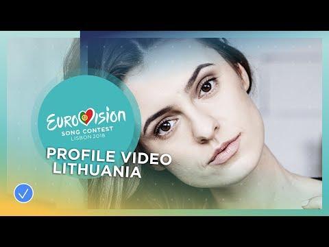 Profile Video: Ieva Zasimauskaitė from Lithuania