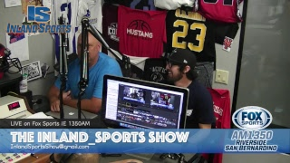 LIVE! The Inland_Sports Show Fox Sports Inland Empire 1350AM (7-16-18)
