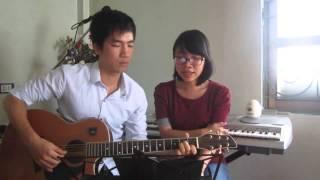 ▶ ĐỪNG NGOẢNH LẠI   Guitar Cover Trần Tân & Tạ Bích Ngọc