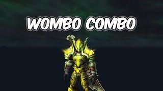 Wombo Combo - Retribution Paladin PvP - WoW BFA 8.2.5