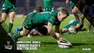 Guinness PRO14 Round 18 Highlights: Connacht Rugby v Benetton Rugby