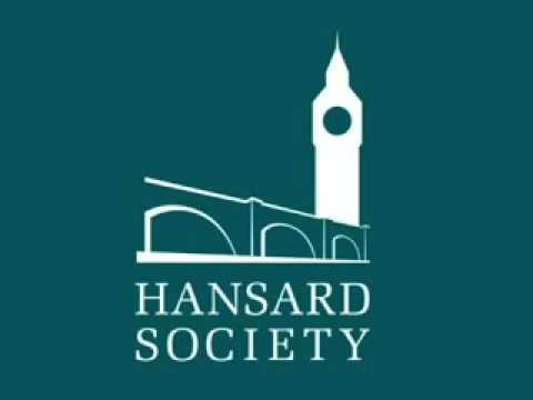 Launch of the Audit of Political Engagement 10 (2013) - Hansard Society