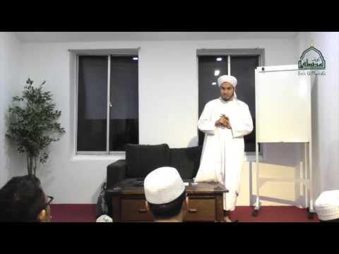 Safinatun Najah (Lesson 2) - Ustaz Imran Angullia