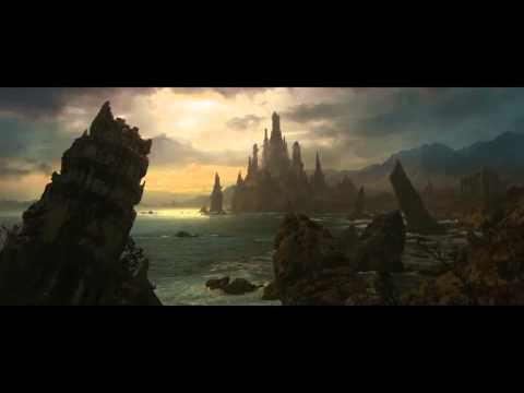 HE MAN AND THE MASTERS OF THE UNIVERSE MOVIE TRAILER