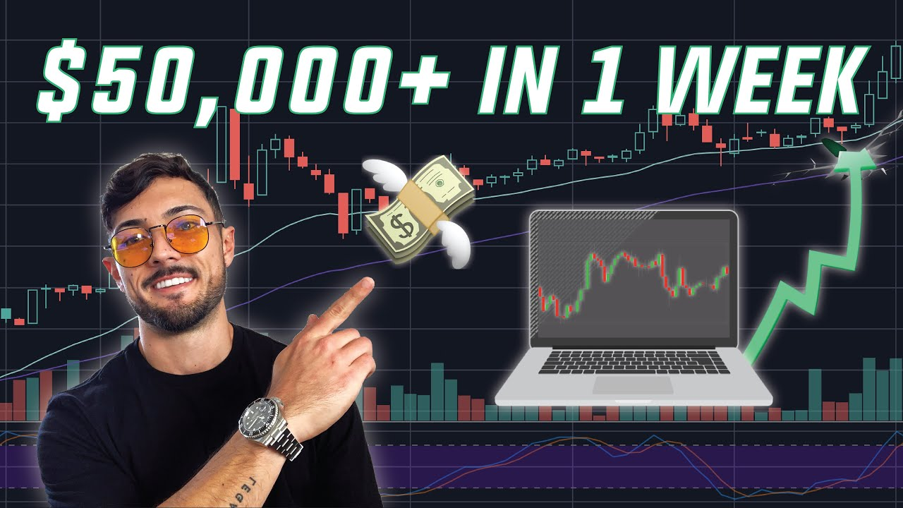 I Made Over $50,000 in 1 Week Stock Trading: Investor Tips + Story Time