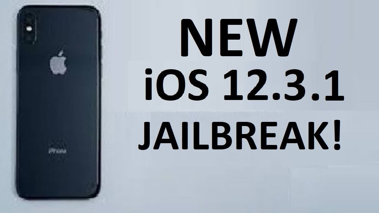 [CONFIRMED METHOD] NEW iOS 12.3.1 Jailbreak Released! Guide To Jailbreak iOS 12.3.1 [UNTETHERED]