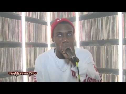 Hopsin freestyle - Westwood Crib Session