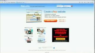 Review- Freewebs.com