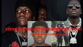 Gucci mane Artist Ralo famgoon Doonki Wild talks snitchin got out of prison early due snitchin