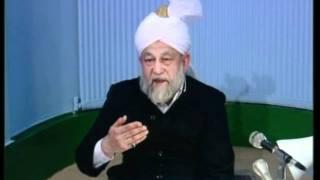 Darsul Quran 23rd February 1994 - Surah Aale-Imraan verses 158-160 - Islam Ahmadiyya
