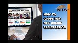 Now to apply for NTS test   Online NTS Registration