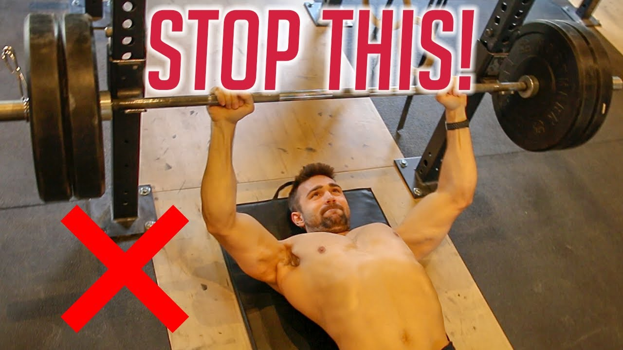 How To PROPERLY Floor Press