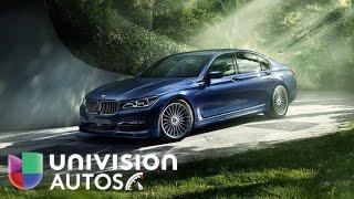 BMW ALPINA B7 xDrive 2017 Im genes Oficiales