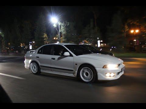 #13Garage_Spb: Трэш Тест - Mitsubishi Galant 8 VR4 - убийца Subaru ?