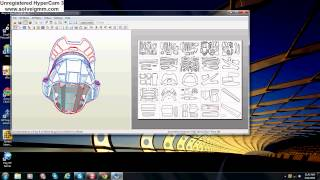 How to Make a Halo Helmet- Pepakura- Part 1