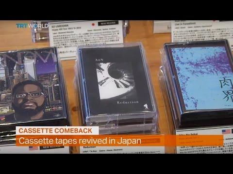 Money Talks: Cassette tapes revived in Japan